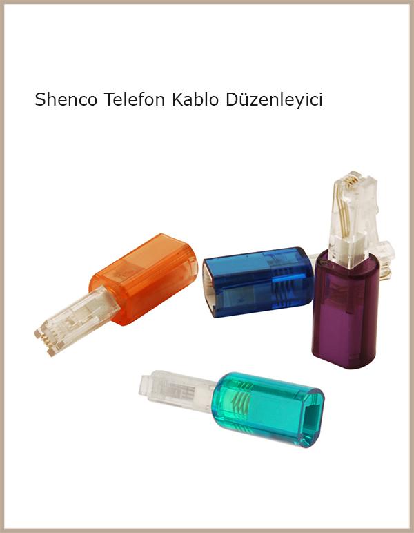Shenco Telefon Kablo Düzenleyici