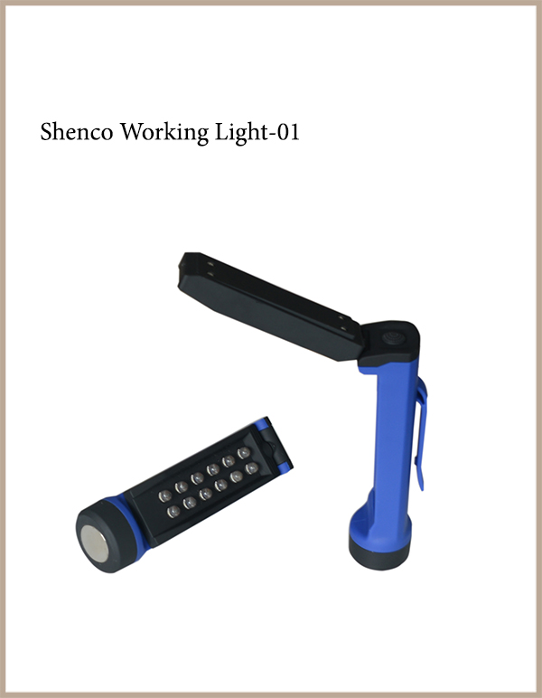 Shenco Working Light- 01