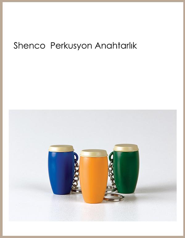 Shenco promosyon perkusyon anahtarlık promosyon
